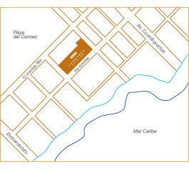 Thor Urbana - Mapa Thompson Main House